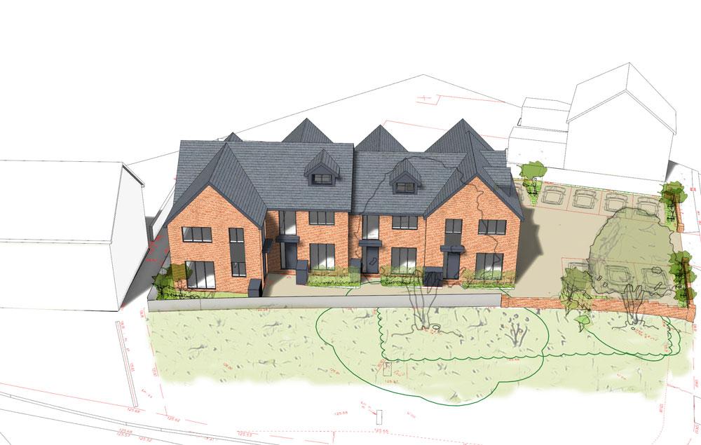 Hungerford Development